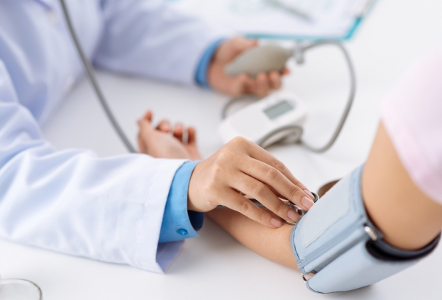 occupational therapy and high blood pressure