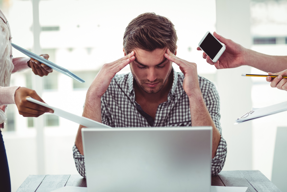 keeping up with stress in the workplace The workplace stress solution this week we've got a three-step system to combating office stress and keeping you healthy stress at work - stress.